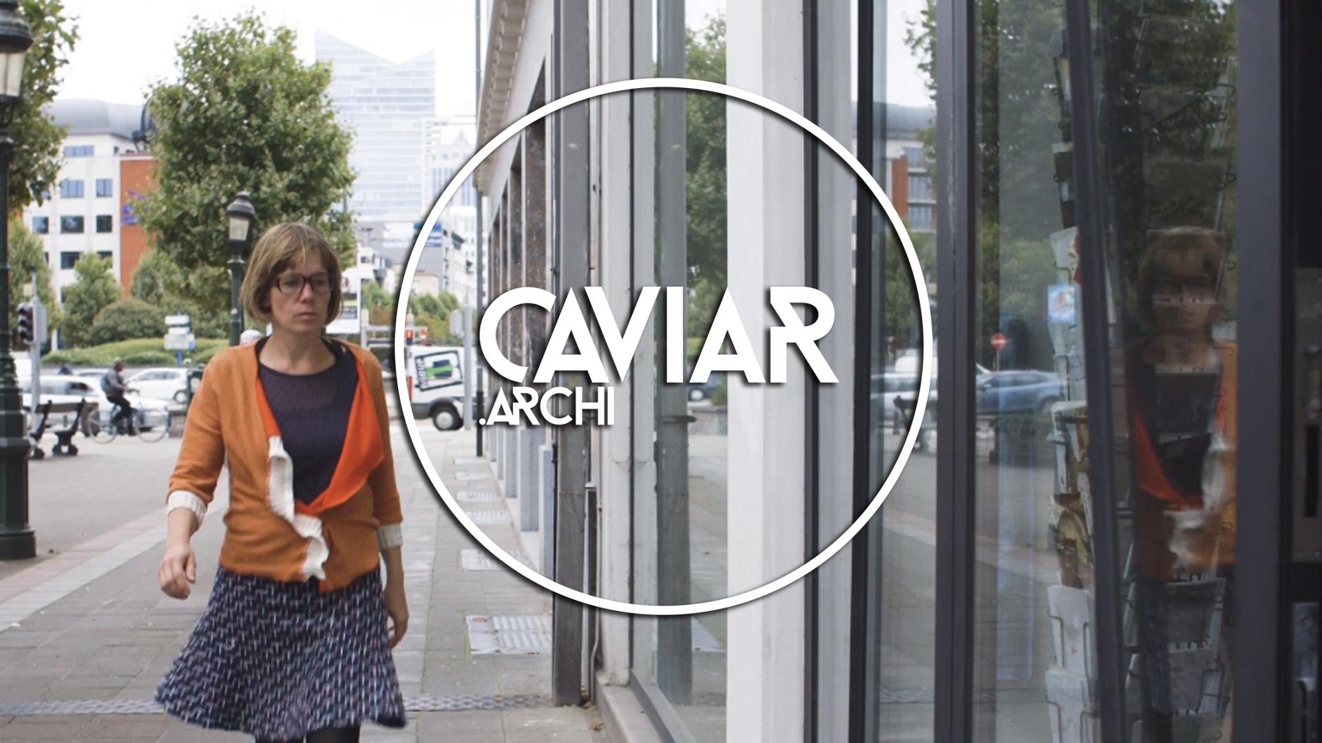 Alive architecture portrait of petra pferdmenges caviar archi